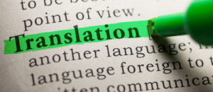 Importance Of Subject Glossary In Translation